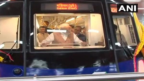 <strong>[PM Modi inaugurates first 'Make in India' Metro coach in Mumbai]</strong>