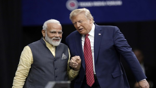 Modi-Trump at NRG Stadium