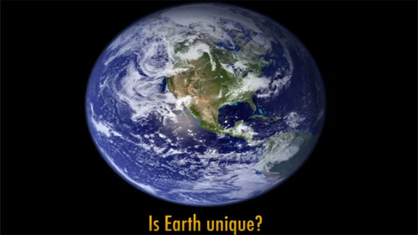 Is the Earth unique?