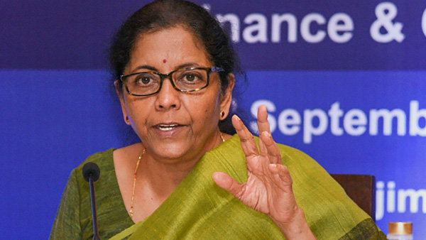 FM Nirmala Sitharaman announces third tranche of Rs 20 lakh crore economic package