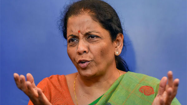 Recalling when and what went wrong during a certain period is necessary: Sitharaman