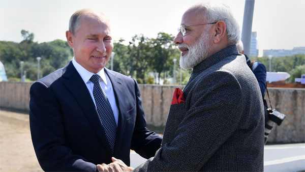 'Matter of great respect', says PM Modi about Putin's invitation to economic forum