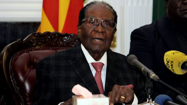Former President of Zimbabwe passes away at 95