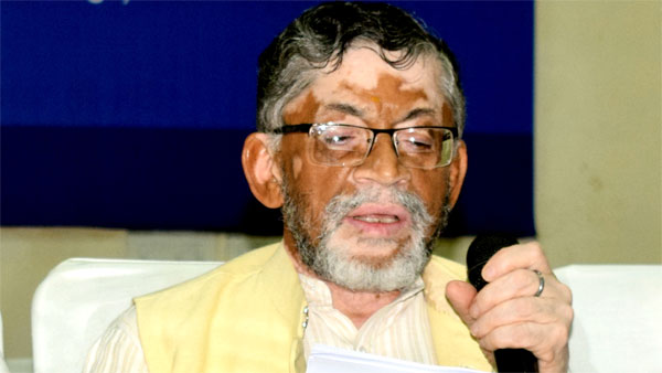 Union Minister Santosh Gangwar