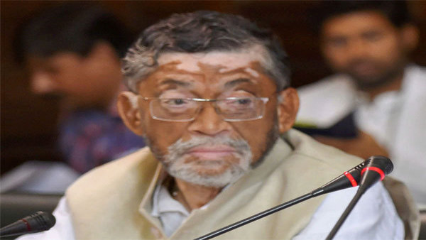 File photo of Union labour minister Santosh Kumar Gangwar