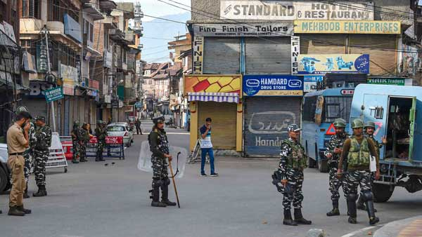 The 12 steps government has taken to restore normalcy in J&K