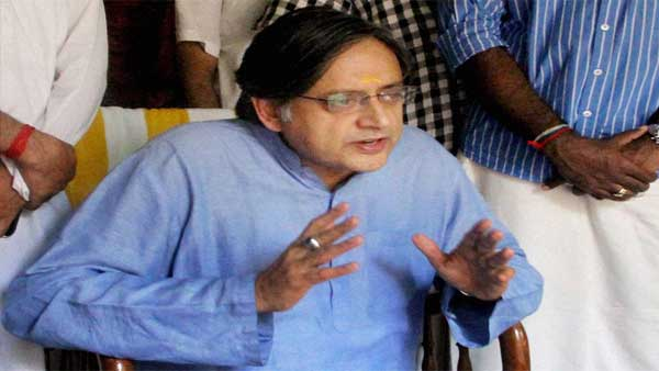 FIR against 49 celebs: Tharoor writes to PM, says don't let 'mann ki baat' turn into 'maun ki baat'