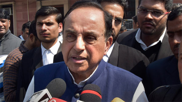 India lacks in macroeconomic policies says Subramanian Swamy
