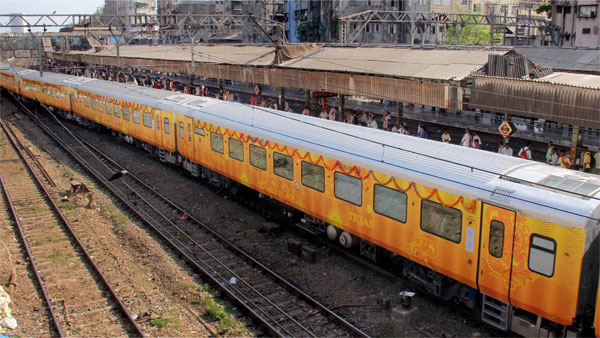 Feel safe travelling on trains, IRCTC announces Rs. 25 lakhs insurance on Tejas Express