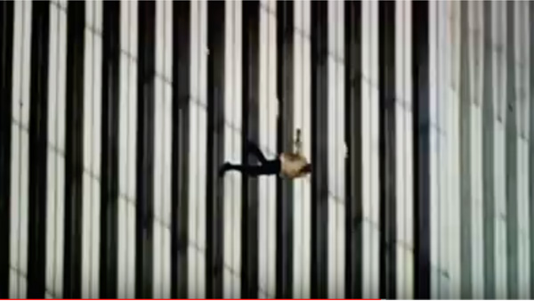 9/11: 'The Falling Man,' an image that we will never forget
