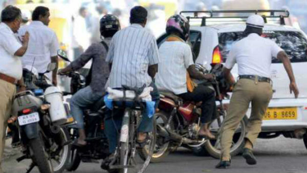 After Gujarat, now Karnataka to slash penalty for traffic offences