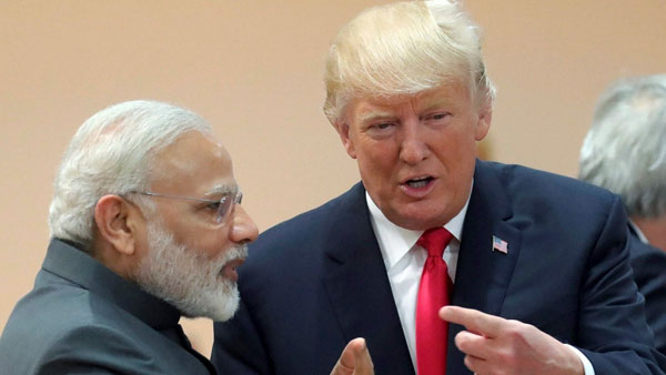 India asks Pakistan to allow use of its airspace for PM Modi's US trip