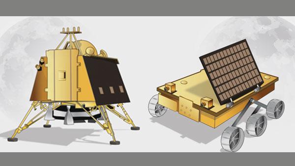 Image result for vikram lander