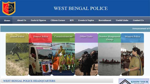 Direct link to check West Bengal Police Constable final result 2018