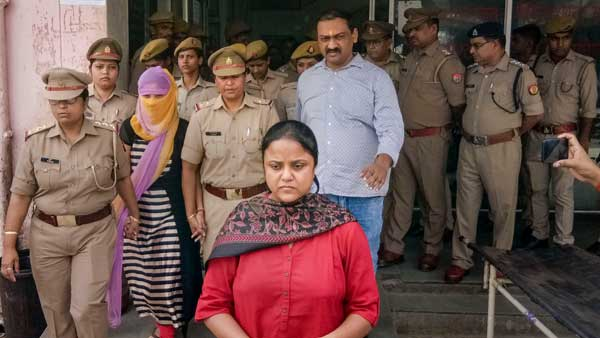 Shahjahanpur Court dismisses bail plea of Chinmayanand, law student