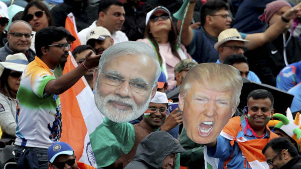<strong>[Is Trump's presence at 'Howdy, Modi!' a PR exercise?]</strong>