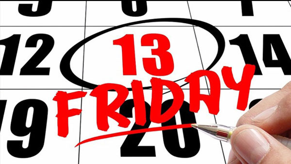 Why Friday the 13th is unlucky and spooky?
