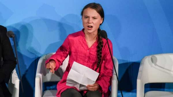 <strong>[Watch: Teen climate activist Greta Thunberg's epic reaction on seeing Trump at UN]</strong>