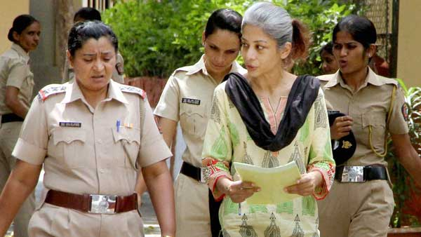 CBI meets Indrani, seeks clarity in INX Media case