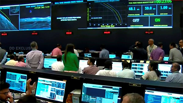 Another attempt to land on the moon soon says ISRO