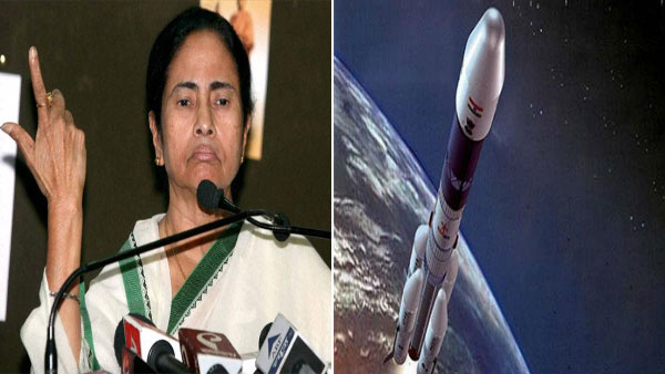 Chandrayaan an attempt to divert attention from economic disaster: Mamata Banerjee
