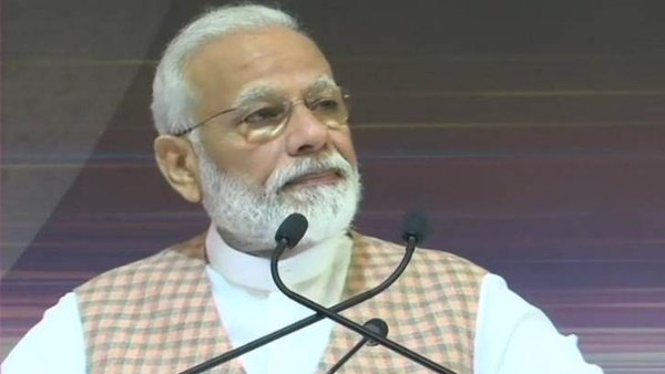 Modi invokes 9/11, points at roots of terror in Pakistan