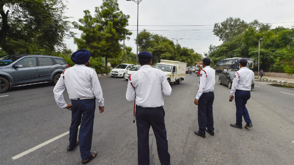 Motor Vehicles Act: States opposing hefty traffic fines