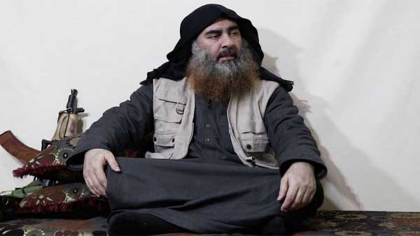 US targets ISIS chief Bhagdadi a month after he released deadly audio message
