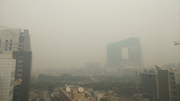 Centre brings in ordinance to deal with air pollution in Delhi-NCR