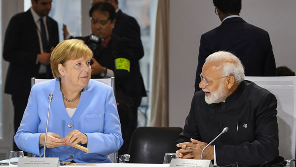 Angela Merkel to visit India with ministerial delegation, to hold talks with PM Modi