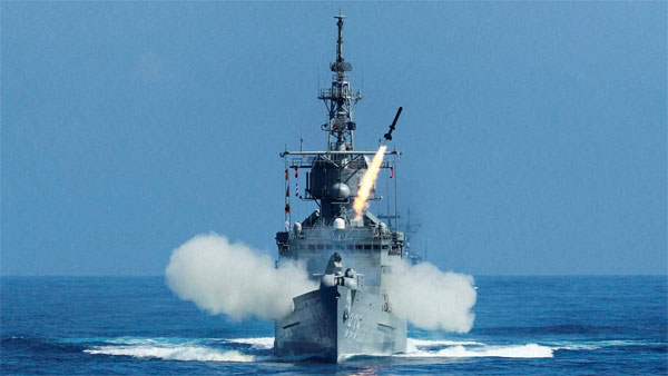 China developing anti ship missiles: