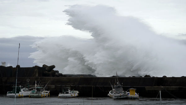 Five dead, 15 missing as Typhoon Hagibis tears across Japan; millions told to evacuate