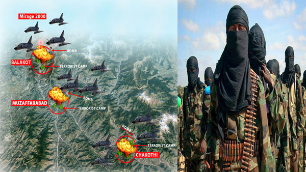 40 highly trained jihadis being readied for strikes in India at JeM's Balakot facility