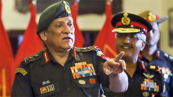 Army Commander's Conference to focus on Kashmir