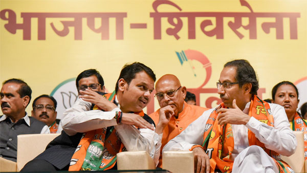 As BJP-Shiv Sena squabble over govt formation, opposition plays the waiting game