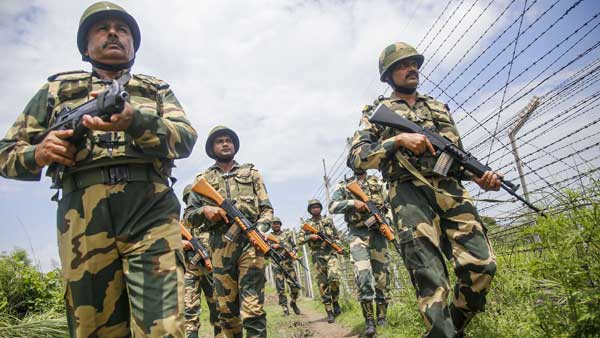 Intruder from Pakistan apprehended by BSF at Jammu