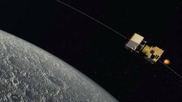 No trace of India's Chandrayaan-2 Vikram lander: NASA