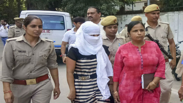 Chinmayanand case: Rape victim taken to college for admission