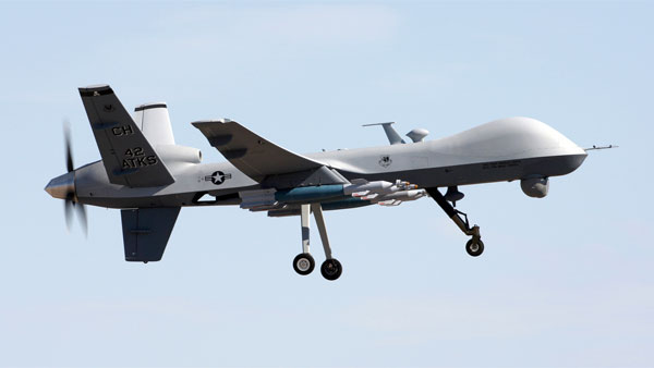Jammu and Kashmir: Pakistan using drones to drop weapons across LOC for terrorists