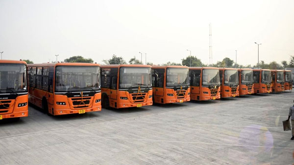 13,000 marshals in DTC buses for women safety, says Kejriwal
