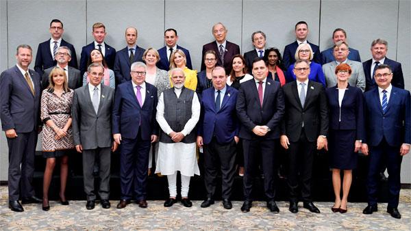25 member EU delegation set to visit J&K today