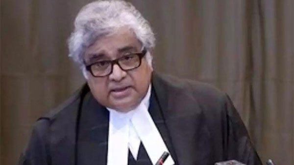 File photo of Harish Salve