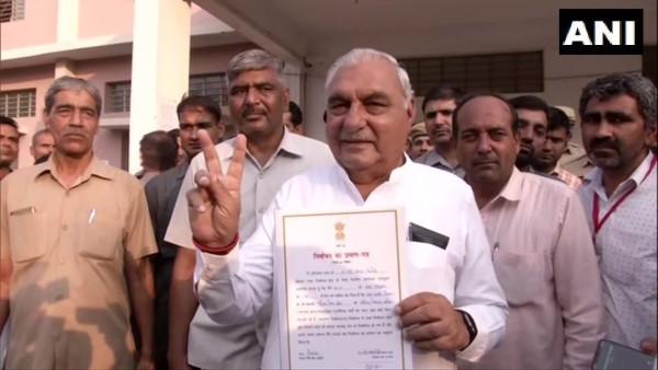 Haryana election results 2019: Constituency wise list of winners