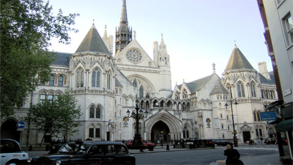 The High Court of England and Wales