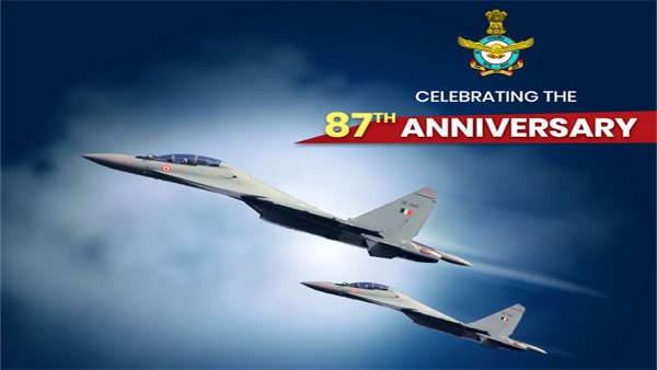 Indian Air Force Day 2019