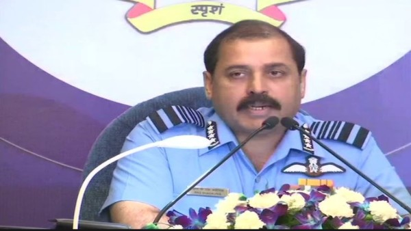 Action initiated to tackle drone incursions threat: IAF Chief