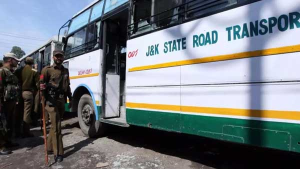 A major terror plot foiled in the nick of time at Jammu bus stand