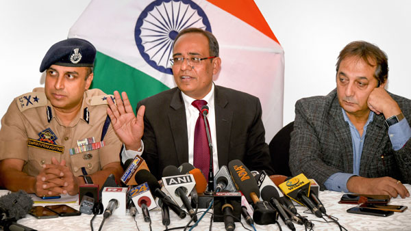 99 per cent restrictions gone in Jammu and Kashmir