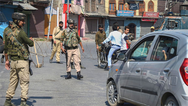 Starting 12 noon, mobile services to be restored in J&K today