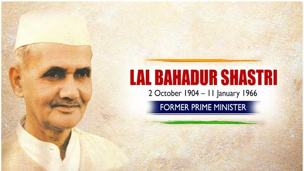 Lal Bahadur Shastri Jayanti: Twitter fondly remembers India's second Prime Minister